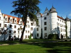 Knight's castle for sale in Slawno, Zachodniopomorskie, Poland. Property includes a hotel, farms, horse stables and a park with a lake.