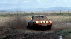 Porsche 911 - Safari Rally - WRC