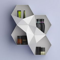 pinterest.com/fra411 #furniture #shelves - SEI by Michela Catalano & Lucio Pacifico (Italy)