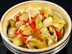 ciolomada Catio, Canning Recipes, Preserves, Pickles, Salsa, Ethnic Recipes, Homestead, Food, Salsa Music