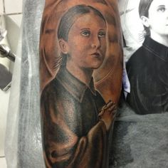 Que decir? Artista Mario G Estudio Mgr Tattoo