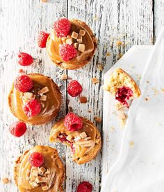 Cupcake Recipes, Toffee, Donuts, Waffles, Cereal, Cheesecake, Pudding, Cupcakes, Cookies