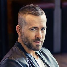 Ryan Reynolds Short Hair