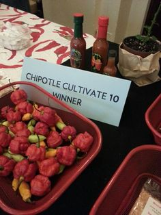 brucesghostpepperz.com, we're one of the Chipotle Mexican Grill's Cultivate 10 winners! Localecopia Meet & Greet at The Breakers, Palm Beach, FL.