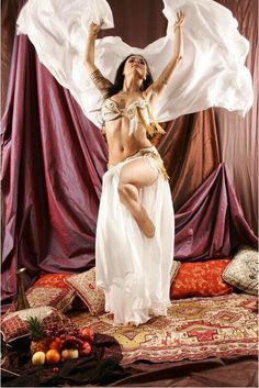 Real Silk Belly Dance Silk Veil Bellydance Veil White Red Blue Purple Many…
