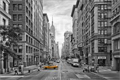 NEW YORK CITY 5th Avenue - Melanie Viola. Weitere Shops: http://www.melanieviola-fotodesign.de/shops-kunst-kaufen.html