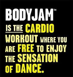 Body Jam is Incredible!!
