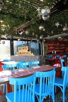 Restaurante Milagros (Llanogrande) on Behance