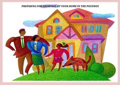 Preparing For Showings of your Home For Sale
