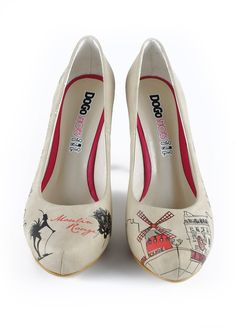 moulin rouge dogo shoes
