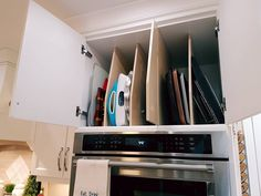Getting Organized, Organization, Cabinet, Storage, Interior, Furniture, Home Decor, Clothes Stand, Purse Storage