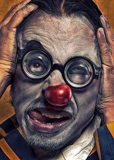Clown Makeup, Fx Makeup, Makeup Goals, Halloween Face Makeup, Joker Clown, Creepy Clown, Makeup Photography, Photography Poses, Laugh Now Cry Later