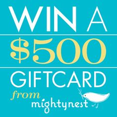 Ready to savor the summer? Pledge to give it a try and you could win $500 at MightyNest