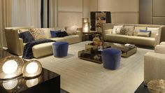 Fendi Casa Exclusive designer made interiors by Luxury Living Group