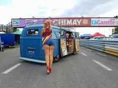 VWs and girls: Photo Volkswagen Minibus, Volkswagen Transporter, Vw Passat, Vw T1, Audi, Porsche, Combi T1, Bus Girl, Vw Vintage