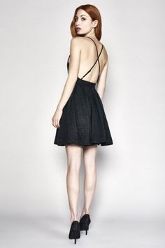 Take Charge Halter Dress by Minkpink
