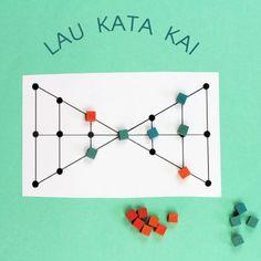Lau Kata Kati: A Traditional Strategy Game from India
