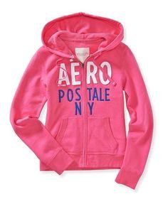 XL L NWT AEROPOSTALE Aero Womens Hoodie Sweatshirt Pull Over XS