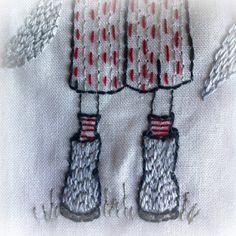 Pirates hand embroidery pattern pdf par LiliPopo sur Etsy