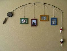 decoracion de pesca