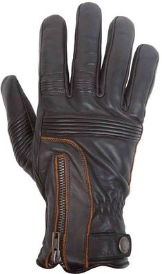 796dd74a36759 Helstons Zip Wodoodporny motocykl rękawice. Moto. Skórzane KurtkiSkórzane  ...