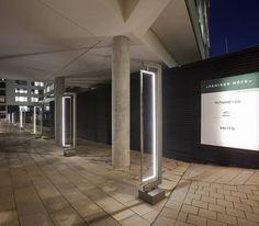 """Pariser Höfe Stuttgart, Iconic Award-Gewinner 2014 in der Kategorie """"product"""" - hatec Gesellschaft für Lichttechnik mbH"""