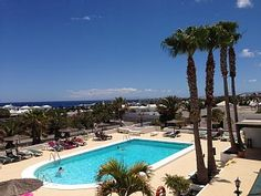 South Facing Apartments With Swimming Pool in a Peaceful Location - One Bedroom Apartment (Sleeps Rental in Matagorda from Puerto Del Carmen, Holiday Apartments, One Bedroom Apartment, Canary Islands, Home And Away, Swimming Pools, Places To Visit, Outdoor Decor, House