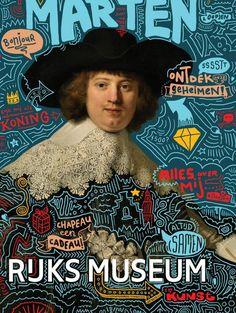 #ClippedOnIssuu from Magazine Marten Oopjen Rijksmuseum