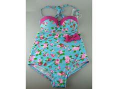 Bikini corte vintage Trofa Velha