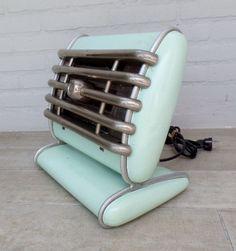 elektrische ventilator kachel,oldtimer grill model j.50