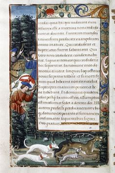MS. Douce 276  Book of Hours (Use of Rome) French, 16th century,  Bodleian