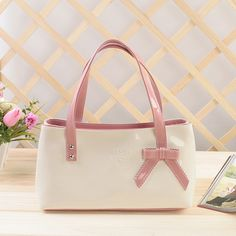 Ms. Pack 2012 Arrival Korean Female Candy Colored Leather Hand Carry Bag