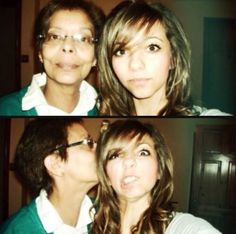 Jade and her mam <3