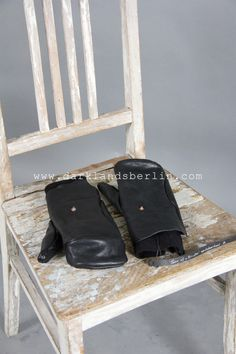 The Son of a Brawler leather gloves | Products | Darklands Berlin