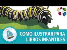 Sesión 1/10: Ilustración Infantil: Como ilustrar para libros infantiles. - YouTube