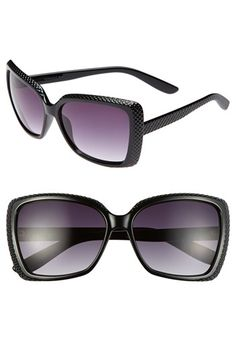 Outlook Eyewear 58mm Retro Sunglasses available at #Nordstrom
