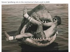 Jaws 1 of my all time  favorites! The story behind the making of the film was just as good.