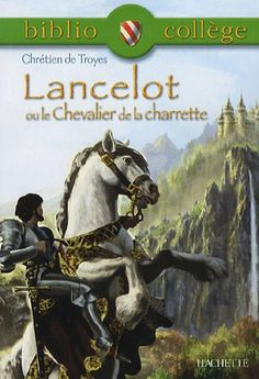 """Lancelot, Chretien de Troyes. Sooo... Old French (from the Middle Ages) is significantly harder to read than contemporary French for non-native speakers, but luckily the tales of the Round Table are also available in updated language. In general, the """"Biblio College"""" is a great place to start for Intermediate students who'd like to begin reading full-length texts."""
