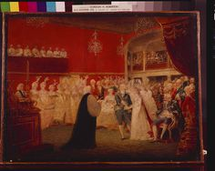 The Marriage of George, Prince of Wales, and Princess Caroline of Brunswick | Royal Collection Trust
