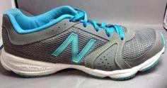 New Balance 550 v2 Running Shoes 10 Womens WE550GB2 Lightweight Teal Gray