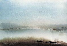 """""""Obale Dunava"""" by Branislav Marković, 2005"""