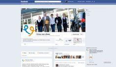 De Facebookpagina en advertentiecampagne voor de zorgverzekering campagne van Prima voor elkaar is gemaakt door van Eck & Oosterink