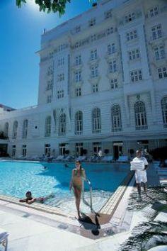 Copacabana Palace Hotel  Rio de Janeiro, Brazil