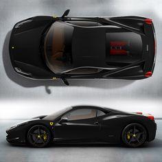 Ferrari 458 Italia: Color Thread ❤ liked on Polyvore