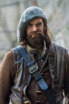 Murtagh will be back with very grey hair