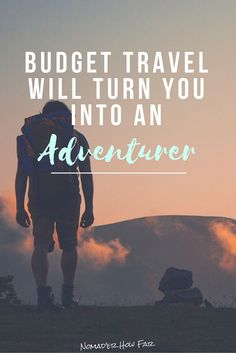 Travelling on such a small budget will force you to make crazy decisions that you might never have made if you could afford the comfortable alternative. Travel Advice, Travel Quotes, Travel Tips, Travel Money, Shopping Travel, Air Travel, Travel Stuff, Travel Deals, Travel Hacks