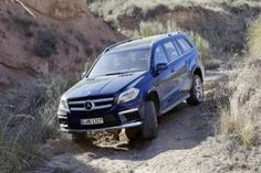New Mercedes GL SUV