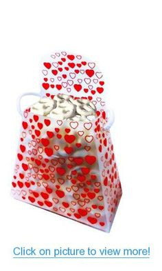 Playful Purse Full of Chocolate Candy M$M Mix -- a Dress Up Valentine's Day Gift for Your Little Girl!