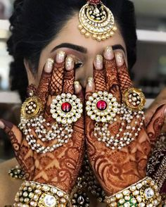 Bridal Jewellery Goals