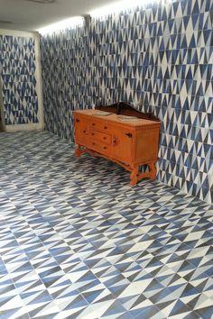 Ladrilho Migotto #ladrilhoshidraulicos #dallepiagge #ladrilhohidraulico # tiles #carreauxdeciment #encaustictiles #cementtile